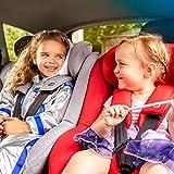 Maxi-Cosi Beryl 'Nomad Black' R44/04 Isofix Kinderautositz Gruppe 0/1/2, 0 - 25 kg, von Geburt bis 7 Jahre, in Rückwärts- und Fahrtrichtung - 3