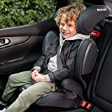 Maxi-Cosi Tanza Kindersitz mit ISOFIX, mitwachsende Sitzerhöhung mit G-Cell Seitenaufprallschutz, Gruppe 2/3 Autositz, nutzbar ab ca. 3,5 - 12 Jahre, (ca. 100 - 150 cm), Schwarz - 6