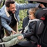 Maxi-Cosi Tanza Kindersitz mit ISOFIX, mitwachsende Sitzerhöhung mit G-Cell Seitenaufprallschutz, Gruppe 2/3 Autositz, nutzbar ab ca. 3,5 - 12 Jahre, (ca. 100 - 150 cm), Schwarz - 7