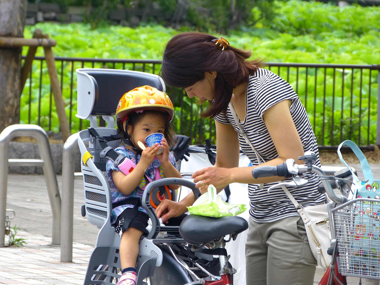 fahrrad kindersitz test